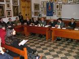 La firma in Comune a Calenzano