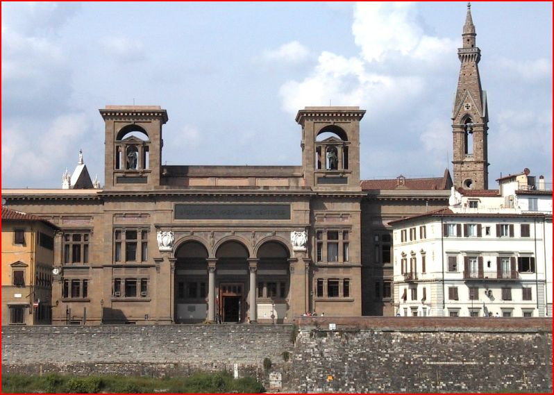 La Biblioteca Nazionale Centrale di Firenze