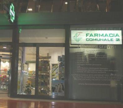 Farmacia comunale a Empoli