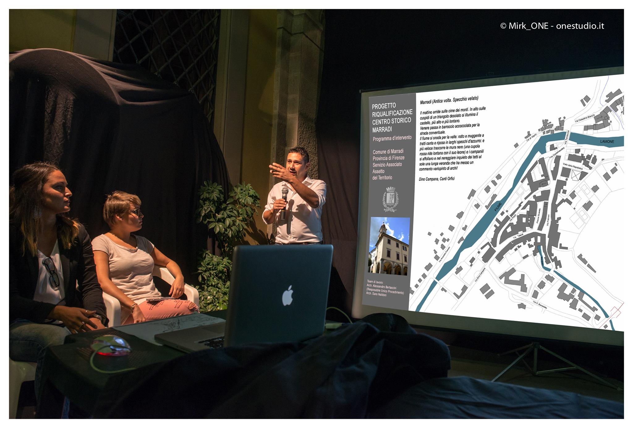 Marradi - Progetto Centro Storico