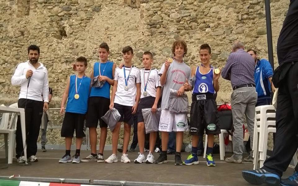Boxe Coppia Italia Giovanile
