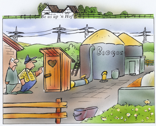 Cnr-Ibimet. Impianti a biogas: pro e contro