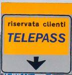 Corsia Telepass
