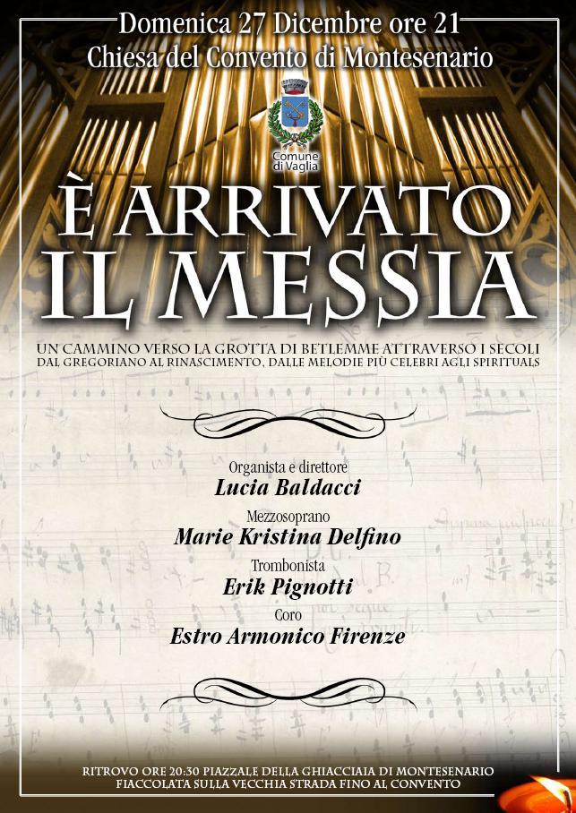 Locandina Concerto 27 dicembre 2015