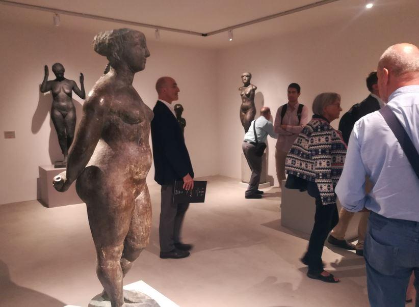 Mostre al Museo Marini di Pistoia