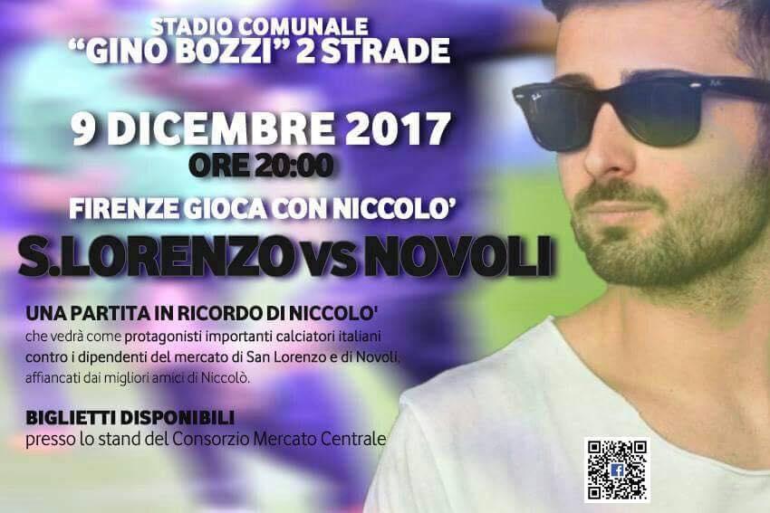 Firenze Gioca con Niccolò Ciatti