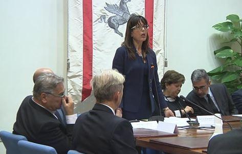 Firma del Regolamento per l'iscrizione  e permanenza nell'Albo dei CTU del Tribunale di Firenze