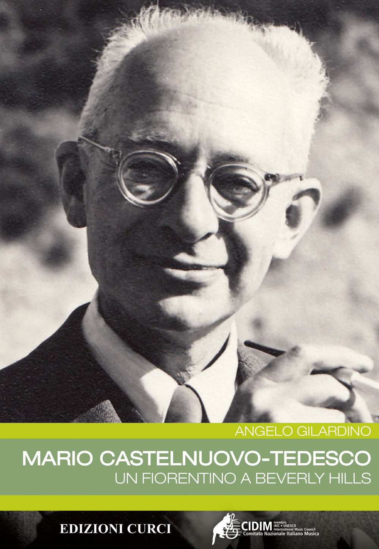 Mario Castelnuovo Tedesco copertina libro
