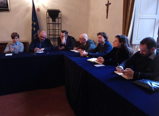 Comitato Ordine Pubblico Circondario Empolese-Valdelsa