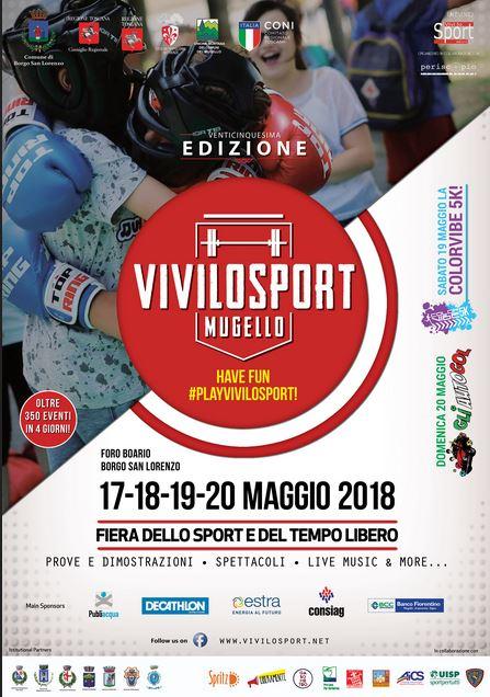 Manifesto Vivilosport 2018