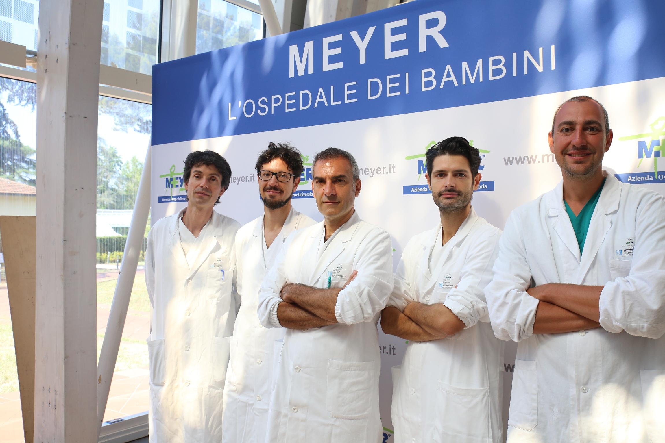Unita di ricostruzione intestinale diretta da prof Morabito al centro