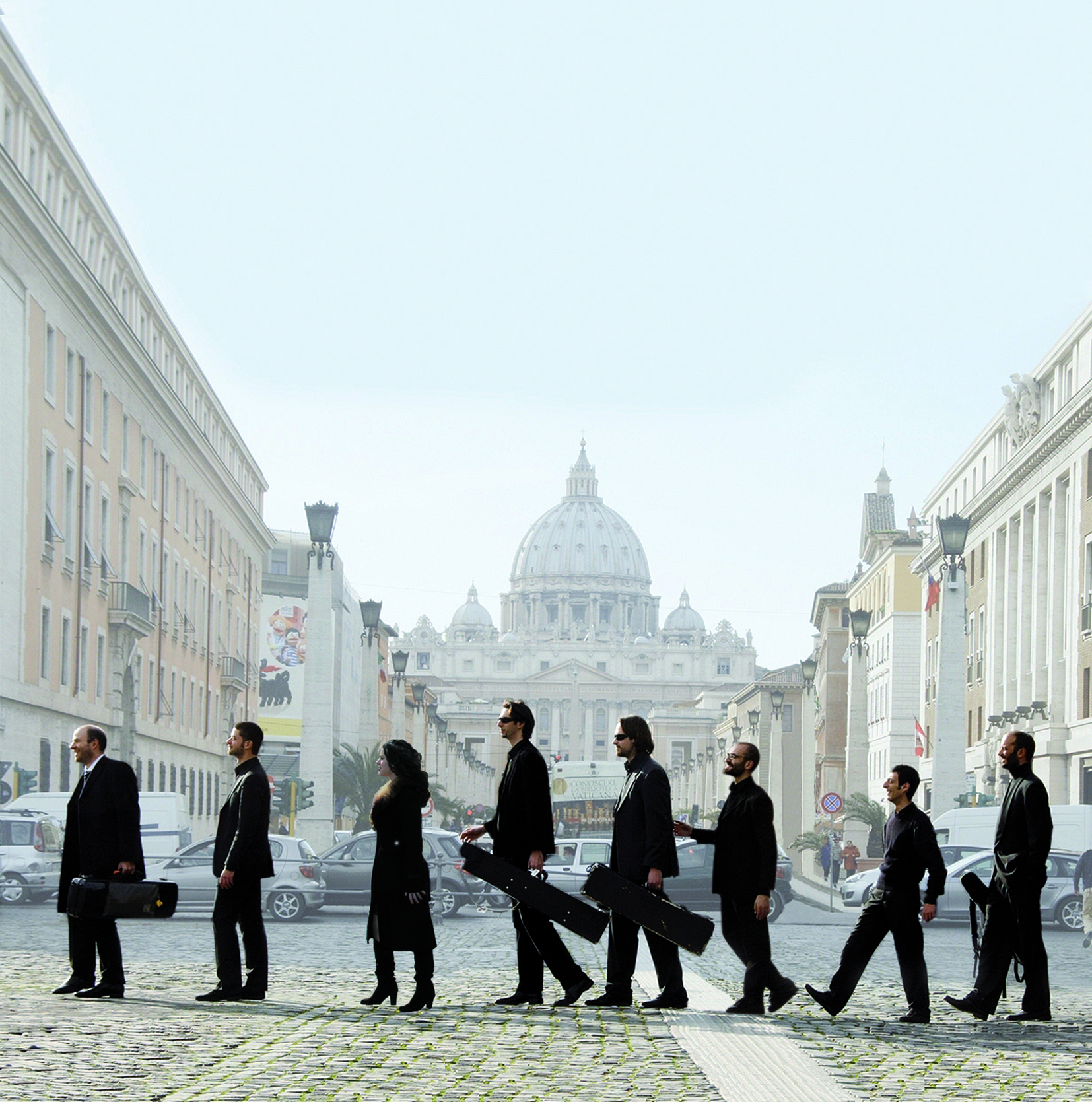 gruppo vocale-strumentale Concerto Romano