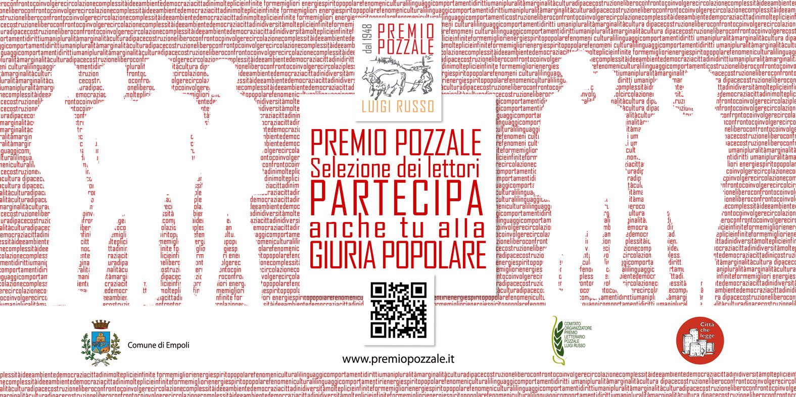 Premio Pozzale Luigi Russo - locandina
