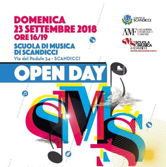 scuola di musica open day 2018