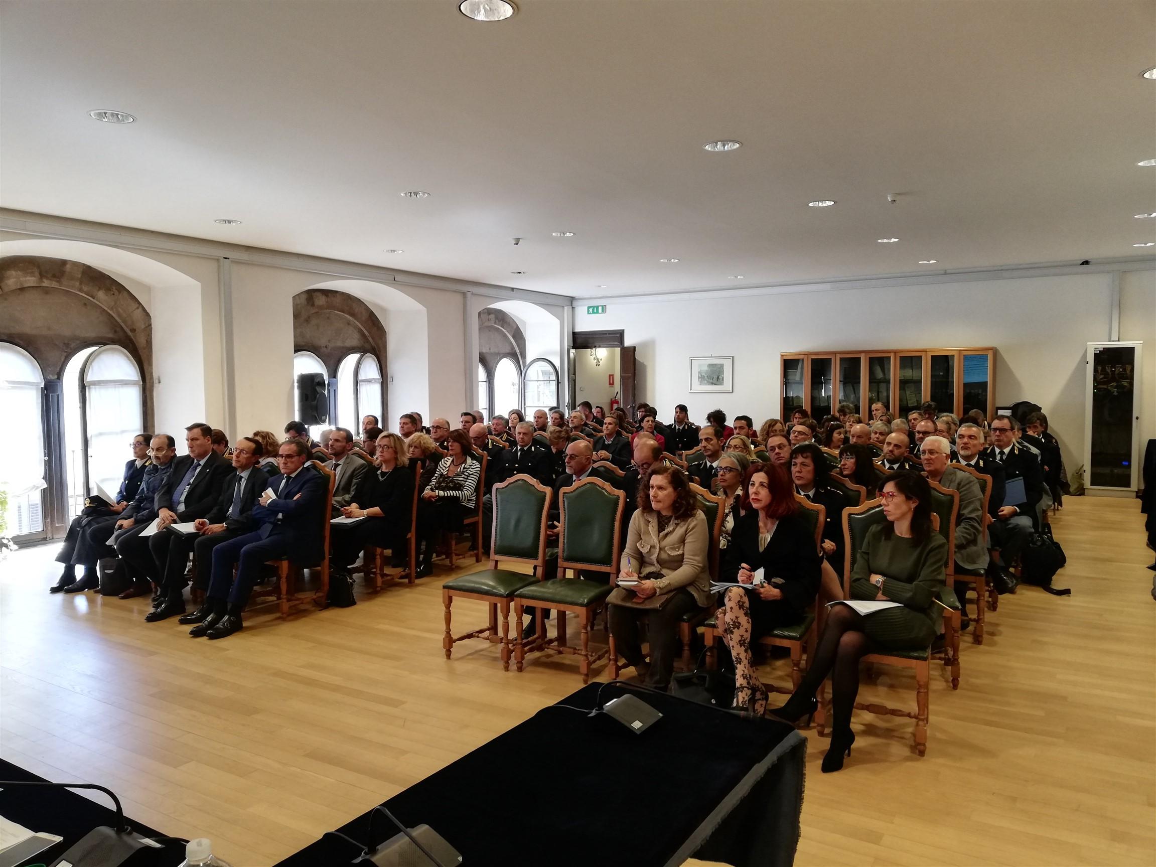 seminario in Prefettura
