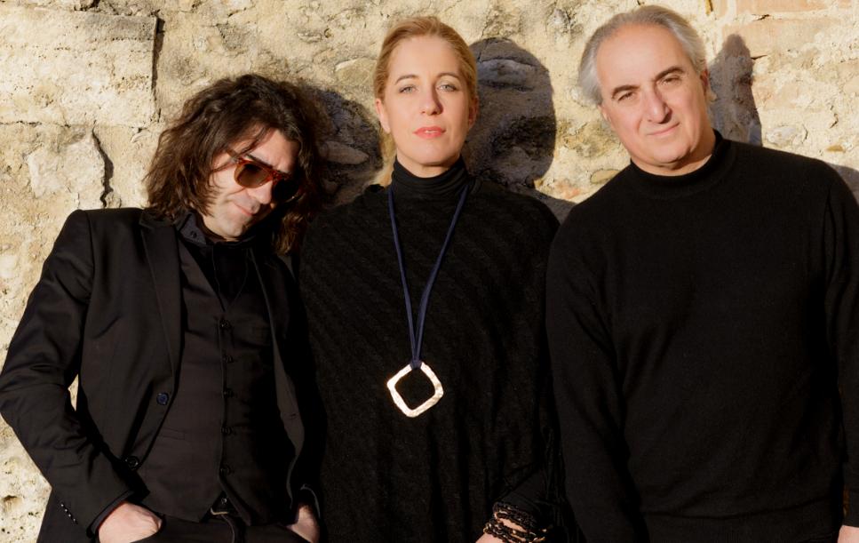 Ginevra Di Marco, Andrea Salvadori, Francesco Magnelli