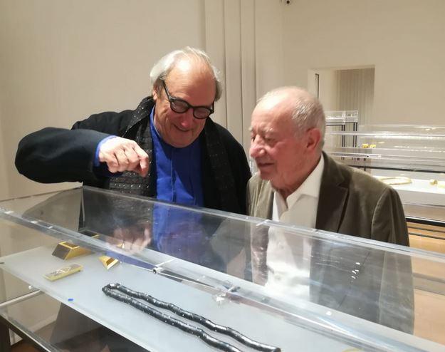 Pavan e Babetto al Museo Marini