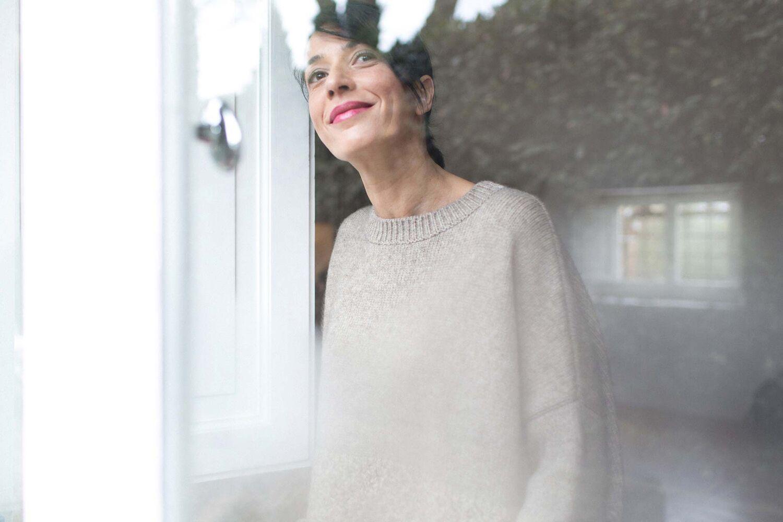 La voce recitante Annamaria Guerrini