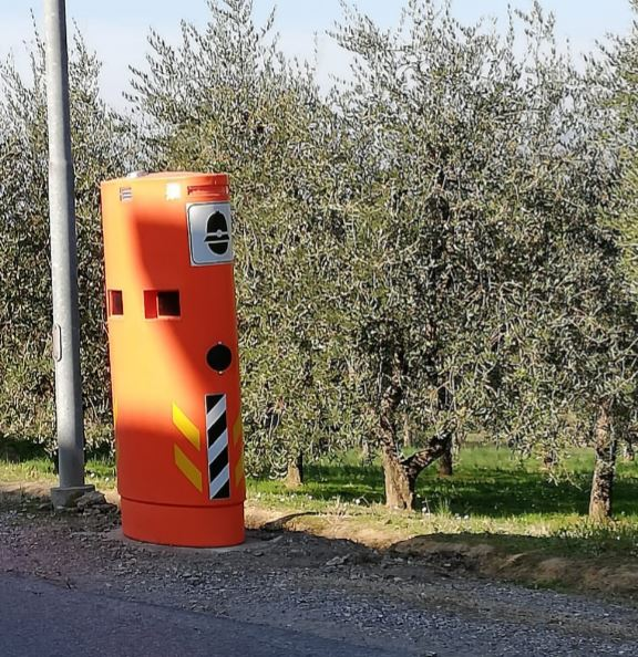Le manutenzioni stradali a Cerreto Guidi (foto da comunicato)