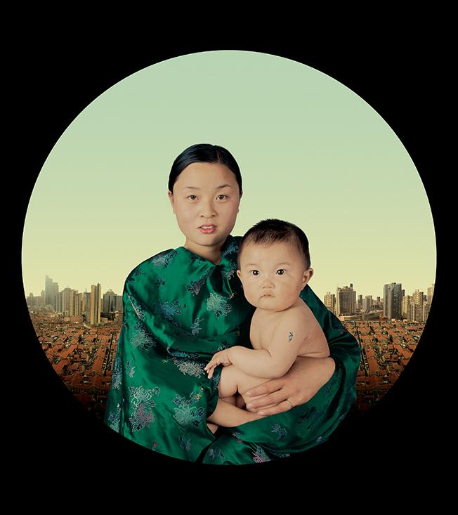 Year of the Pig fotografia di Gao Yuan (foto da comunicato)