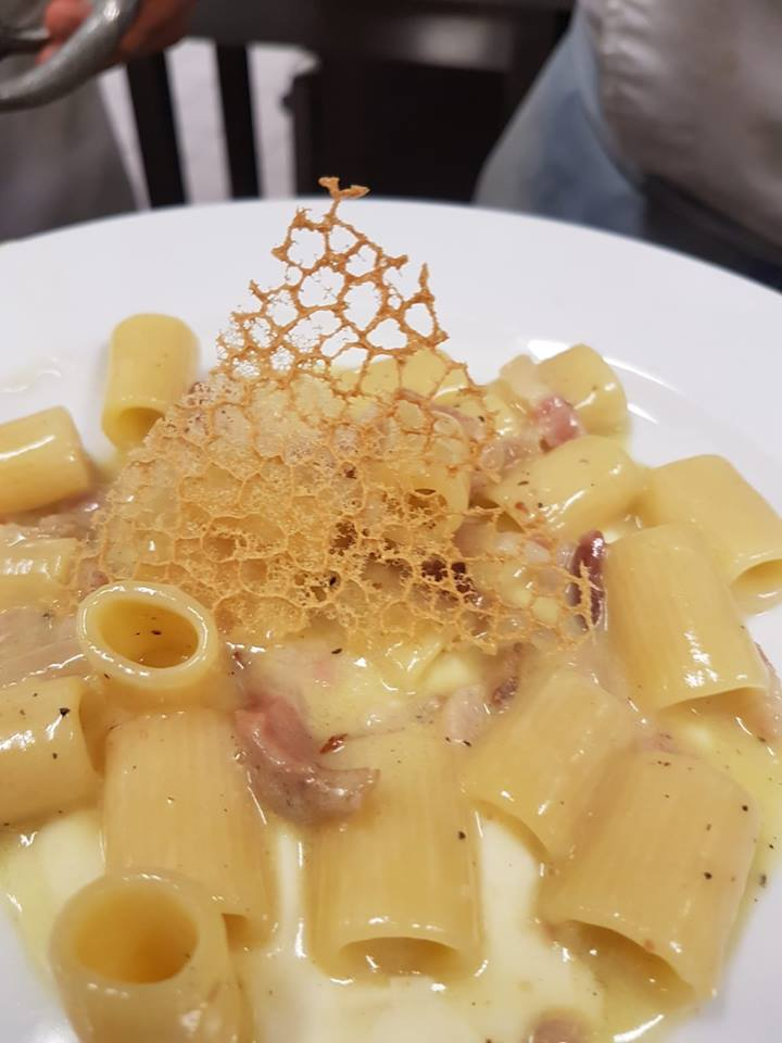 La cucina tipica di Roma al Saffi