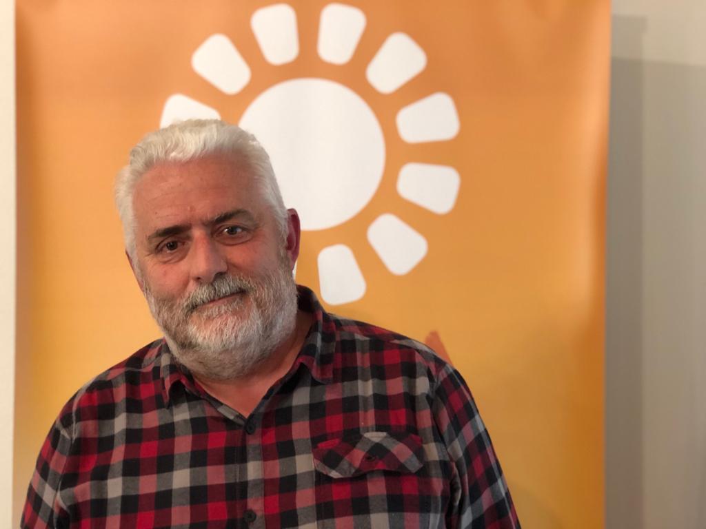 Il nuovo presidente di Cesvot  Marco Esposito (foto da comunicato)