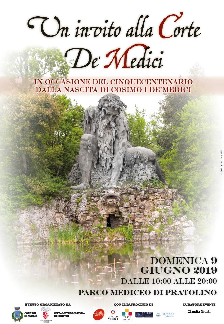 Un invito alla Corte de Medici