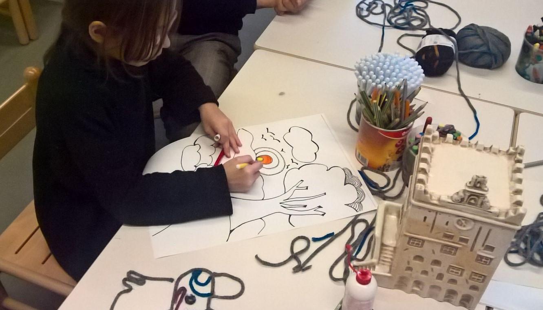 Laboratori per i piccoli a Prato (fontefotoComunePrato)