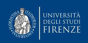 Logo Università di Firenze (immagine da sito Università)