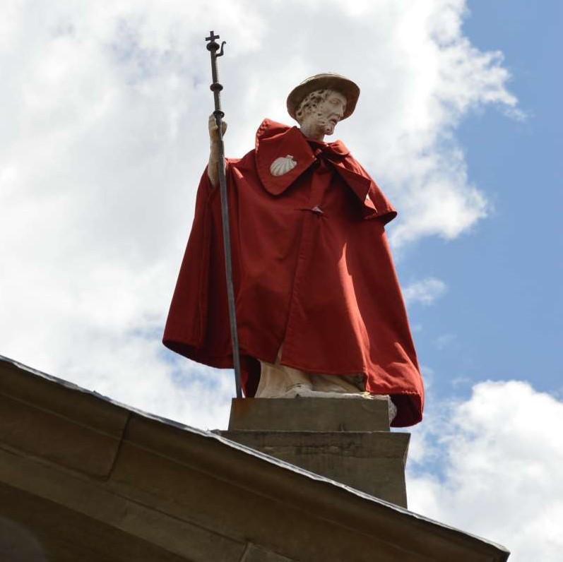 A Pistoia, la vestizione di San Jacopo
