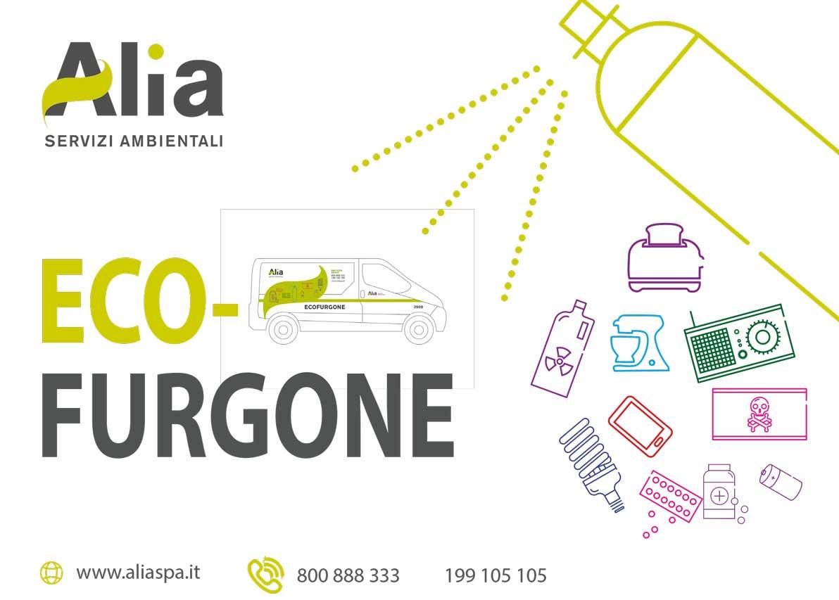 Ecofurgone attivo a Pian del Mugnone