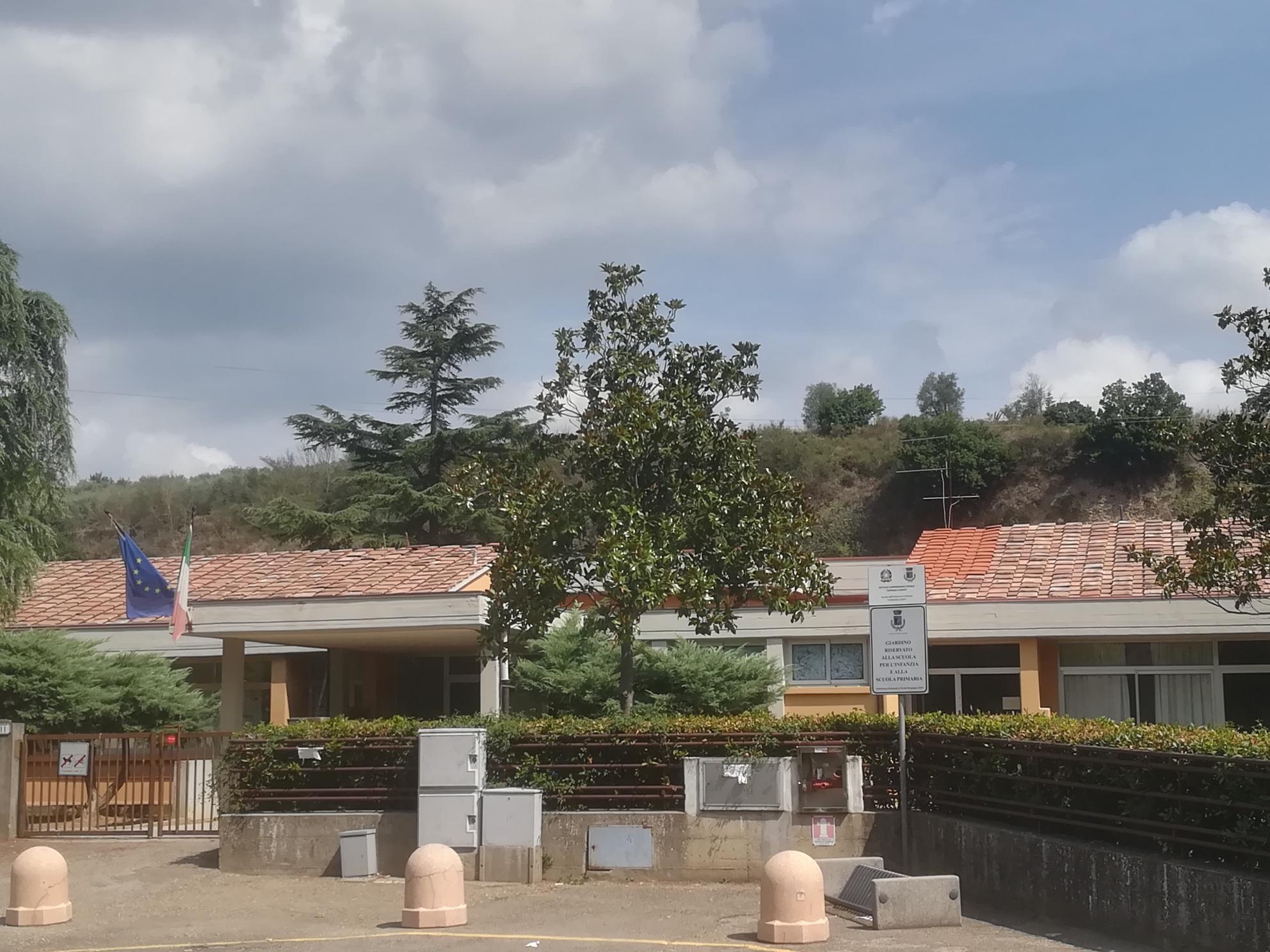 Scuola C.Corti Capraia Fiorentina