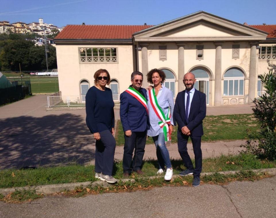 I sindaci Bagni e Fossi appoggiano il progetto delle Olimpiadi