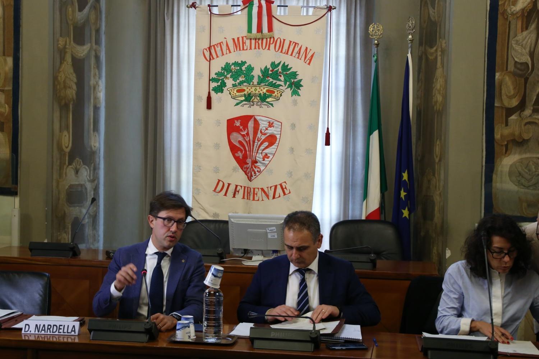 Città Metropolitana di Firenze. Nardella: