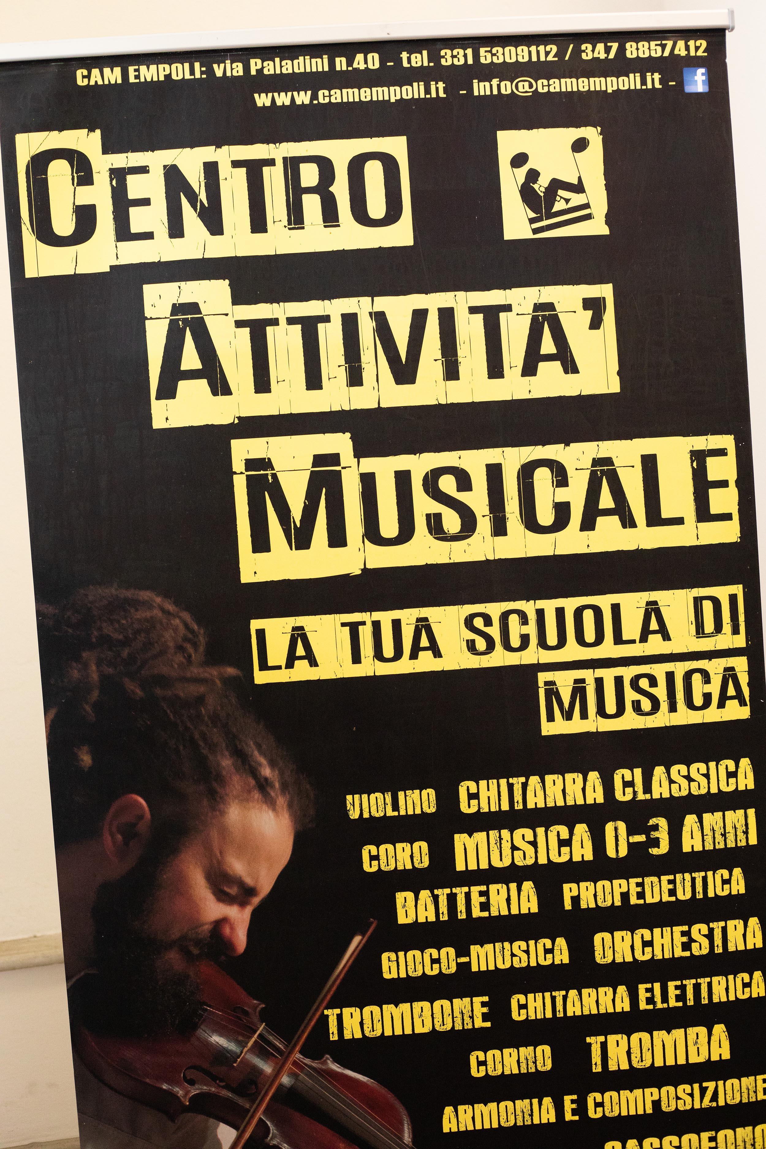 Centro Attività Musicali