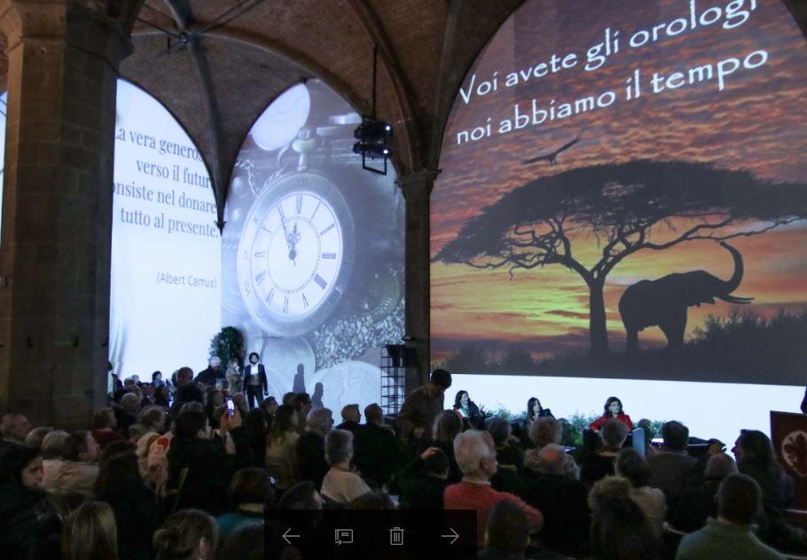 Festa del dono in Palazzo Vecchio