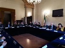 Prefettura di Firenze vertice contro la droga
