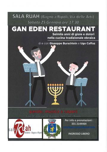 Gan Eden Restaurant