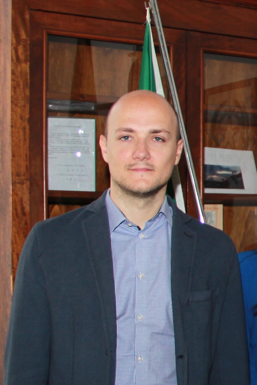 Francesco Dei (Foto da comunicato)