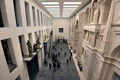 Sala del Paradiso, Museo dell'Opera del Duomo, foto Claudio Giovannini.