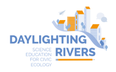 Logoprogetto Daylighting Rivers