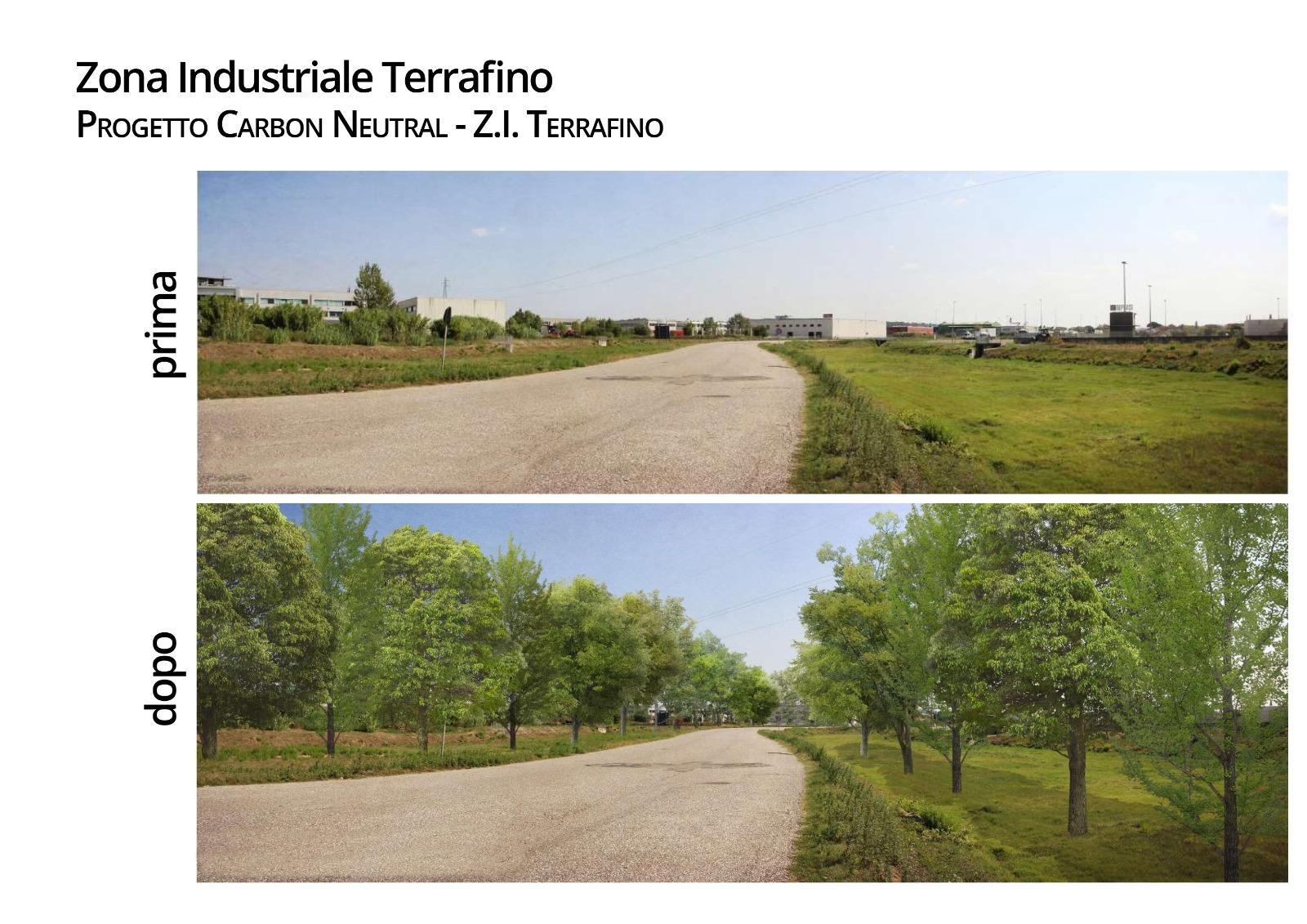 Zona Industriale Terrafino