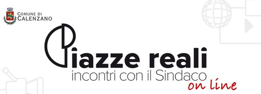 Logo piazza reale