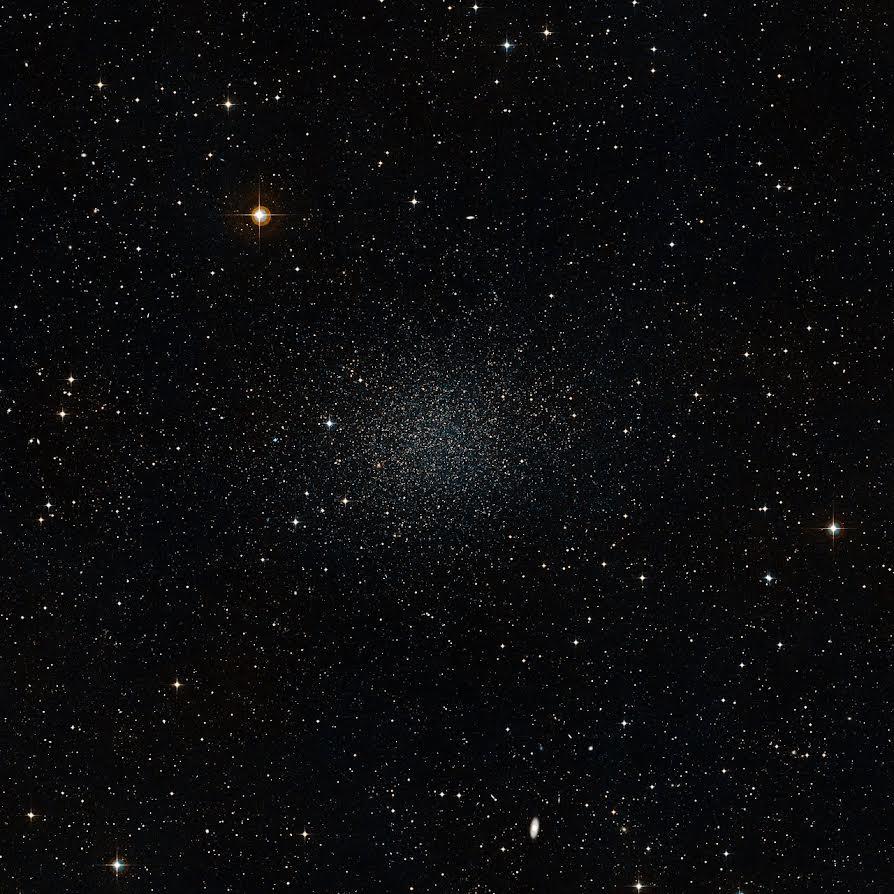 Galassia_Sculptor_foto_ESO_Digitized Sky Surve