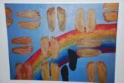 Uno dei lavori partecipanti al Concorso 'La mia scuola non fa la  differenza'