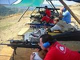Gare di tiro sportivo a Palazzuolo