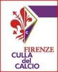 """Logo della Mostra """"Firenze culla del calcio"""""""
