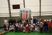 Un momento della presentazione del progetto 'Gioco Sport'