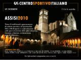 Manifesto CSI Assisi 2010