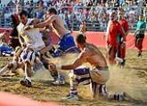 Fase di gioco del calcio storico fiorentino